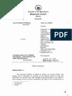 On Enrile Bail