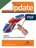 Borough Update September 2015