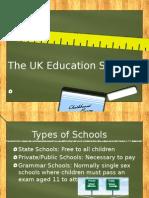 uk school system