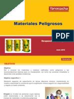 Presentación Materiales Peligrosos Unc