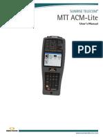 Man 10528 001 b00 Mtt Acm Lite Users Mmd