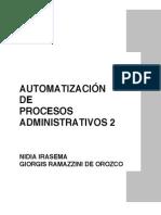 Automatizacion de procesos administrativos 2