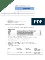 Sample Test Plan Written in Class