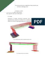 Modelo Matematico Subestructura Puente San Antonio (Csibridge)