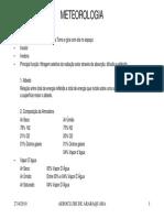RESUMÃO - METEOROLOGIA (1)