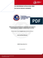 Wong Jose Herramienta Multicriterio Complejos Multifamiliares Peru