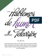CNTV - Hablemos de Humor y TV