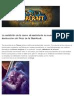 Historia Warcraft 2