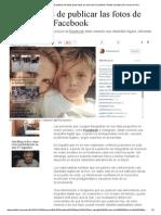 Facebook_ Los Peligros de Publicar Las Fotos de Tus Hijos en Red Social _ Facebook _ Redes Sociales _ El Comercio Peru