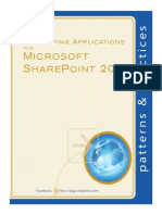 SharePoint 2010 Development Patterns and Practices