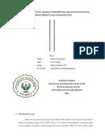 Prosedur Pencopotan Jabatan Presiden Secara Konstitusional