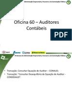 Oficina 60 Auditoria Contabil