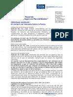 Tratamiento Fiscal de Anticipos y Pagos en Parcialidades