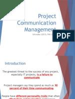 Project Communication Management