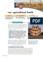seciton 3 2 the agricultural south