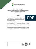 Informe Técnico Movimiento Circular