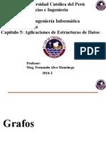 CAP5 Aplicaciones de Estructuras de Datos - Grafos