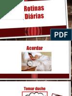 ROTINAS DIARIAS
