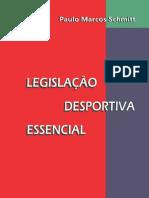 LIVRO - Legislação Desportiva Essencial