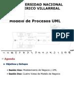 Modelo de Procesos UML