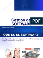 Segunda Sesion de Gestion de Software