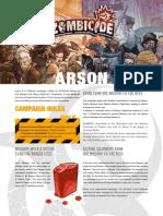 Zombicide Campaign Arson