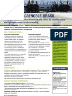 Programa Grenoble Brasil