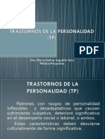 3.1-Transtorno Da Personalidad 2015