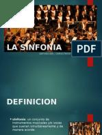 La Sinfonía