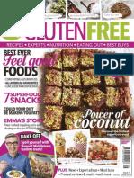 Eating & Living Gluten Free - September October 2015