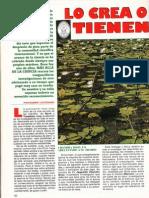 Conciencia - Lo Crea o No Las Plantas Tienen Conciencia R-006 Nº089 - Mas Alla de La Ciencia - Vicufo2