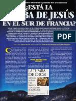 Jesus - ¿Esta La Tumba de Jesus en Francia R-006 Nº095 - Mas Alla de La Ciencia - Vicufo2