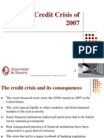 Chapter 4 the Credit Crisis of 2007