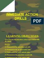 ICS1104 Immediate Action Drills