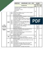 Ed. INTUITEXT - Planificare clasa I.doc