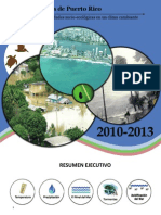 Estado de Clima de PR CCCPR_ResumenEjecutivo 2010-2013