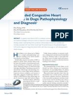 Insuficiencia cardiaca congestiva izquierda
