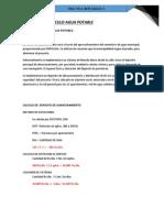 Memoria Descriptiva DE INSTALACIONES HIDRAULICAS