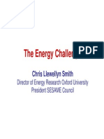 Energy Challenge