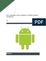 Actualiza Tu Samsung Galaxy Note GT