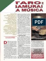 Kitaro El Samuray de La Musica R-006 Nº089 - Mas Alla de La Ciencia - Vicufo2