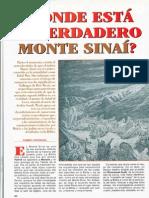 Monte Sinai R-006 Nº095 - Mas Alla de La Ciencia - Vicufo2