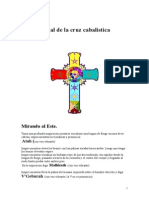 Ritual de La Cruz Cabalistica