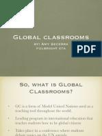 global classrooms