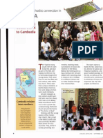 Cambodia Advocate Feature