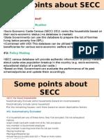 Using SECC data for NREGA Planning