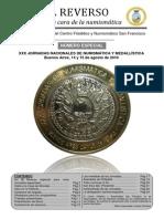 Boletin numismatico N° 5 - Agosto 2010 (Ed Especial)