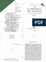 Sartre Jean Paul - Situación 3 - La República Del Silencio (1949)