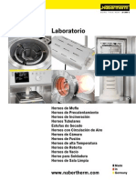 C5 10 Spanish Laboratorio Nabertherm
