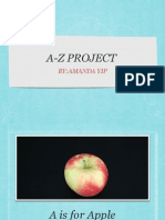 a-z project